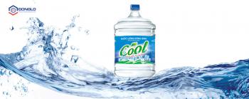 Nước uống đóng chai Cool 19L có vòi